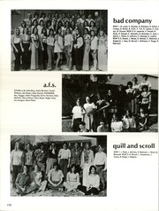 Page 176, 1975 Edition, Upland High School - Hielan Yearbook (Upland, CA) online yearbook collection