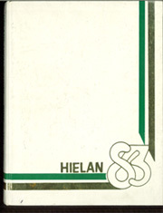 Upland High School - Hielan Yearbook (Upland, CA) online yearbook collection, 1983 Edition, Page 1