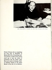 Page 13, 1939 Edition, Spring Hill College - Torch Yearbook (Mobile, AL) online yearbook collection