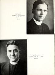 Page 15, 1939 Edition, Spring Hill College - Torch Yearbook (Mobile, AL) online yearbook collection