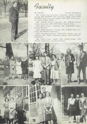 Page 6, 1942 Edition, Jackson County High School - Reminder Yearbook (Scottsboro, AL) online yearbook collection