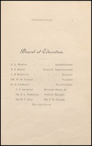 Page 15, 1906 Edition, Mobile High School - Bartonian Yearbook (Mobile, AL) online yearbook collection