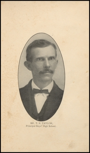 Page 13, 1907 Edition, Mobile High School - Bartonian Yearbook (Mobile, AL) online yearbook collection