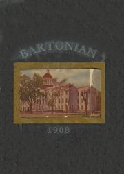 Mobile High School - Bartonian Yearbook (Mobile, AL) online yearbook collection, 1908 Edition, Page 1