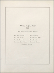 Page 17, 1909 Edition, Mobile High School - Bartonian Yearbook (Mobile, AL) online yearbook collection