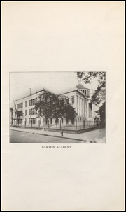Page 13, 1915 Edition, Mobile High School - Bartonian Yearbook (Mobile, AL) online yearbook collection