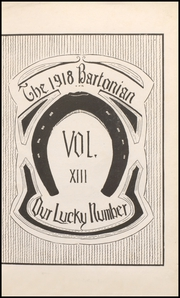 Page 13, 1918 Edition, Mobile High School - Bartonian Yearbook (Mobile, AL) online yearbook collection