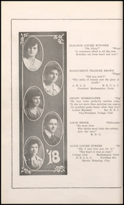 Page 38, 1918 Edition, Mobile High School - Bartonian Yearbook (Mobile, AL) online yearbook collection