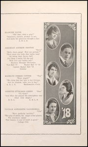 Page 39, 1918 Edition, Mobile High School - Bartonian Yearbook (Mobile, AL) online yearbook collection