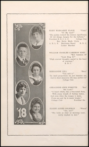 Page 40, 1918 Edition, Mobile High School - Bartonian Yearbook (Mobile, AL) online yearbook collection