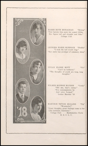 Page 52, 1918 Edition, Mobile High School - Bartonian Yearbook (Mobile, AL) online yearbook collection
