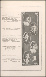 Page 53, 1918 Edition, Mobile High School - Bartonian Yearbook (Mobile, AL) online yearbook collection