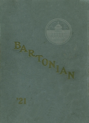 Page 1, 1921 Edition, Mobile High School - Bartonian Yearbook (Mobile, AL) online yearbook collection