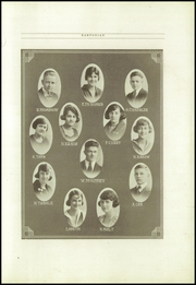Page 11, 1921 Edition, Mobile High School - Bartonian Yearbook (Mobile, AL) online yearbook collection
