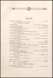 Page 16, 1923 Edition, Mobile High School - Bartonian Yearbook (Mobile, AL) online yearbook collection