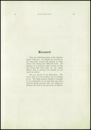 Page 7, 1924 Edition, Mobile High School - Bartonian Yearbook (Mobile, AL) online yearbook collection