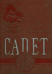 1953 Edition, University Military School - Cadet Yearbook (Mobile, AL)