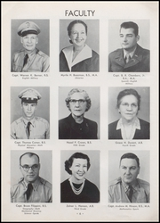 Page 10, 1955 Edition, University Military School - Cadet Yearbook (Mobile, AL) online yearbook collection