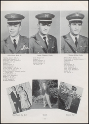 Page 15, 1955 Edition, University Military School - Cadet Yearbook (Mobile, AL) online yearbook collection
