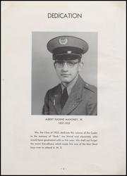 Page 6, 1955 Edition, University Military School - Cadet Yearbook (Mobile, AL) online yearbook collection