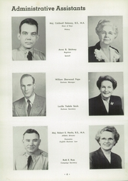 Page 10, 1956 Edition, University Military School - Cadet Yearbook (Mobile, AL) online yearbook collection