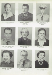 Page 11, 1956 Edition, University Military School - Cadet Yearbook (Mobile, AL) online yearbook collection