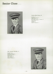Page 16, 1956 Edition, University Military School - Cadet Yearbook (Mobile, AL) online yearbook collection