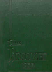 1959 Edition, Brooke Hill School - Brooklet Yearbook (Birmingham, AL)