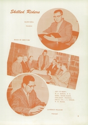 Page 13, 1959 Edition, Mars Hill Bible School - Mizpah Yearbook (Florence, AL) online yearbook collection