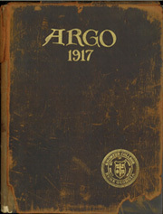 Page 1, 1917 Edition, Shorter College - Argo Yearbook (Rome, GA) online yearbook collection