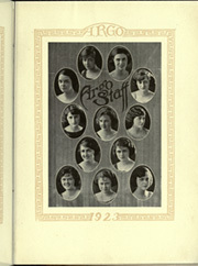 Page 15, 1923 Edition, Shorter College - Argo Yearbook (Rome, GA) online yearbook collection