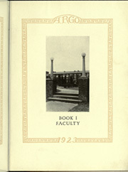 Page 17, 1923 Edition, Shorter College - Argo Yearbook (Rome, GA) online yearbook collection
