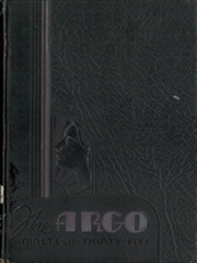 Page 1, 1935 Edition, Shorter College - Argo Yearbook (Rome, GA) online yearbook collection