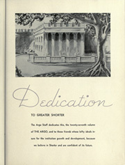 Page 11, 1935 Edition, Shorter College - Argo Yearbook (Rome, GA) online yearbook collection