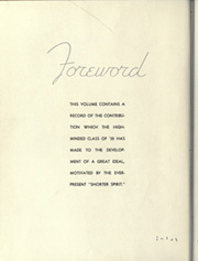 Page 8, 1935 Edition, Shorter College - Argo Yearbook (Rome, GA) online yearbook collection