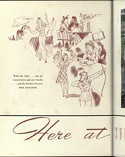 Page 12, 1940 Edition, Shorter College - Argo Yearbook (Rome, GA) online yearbook collection