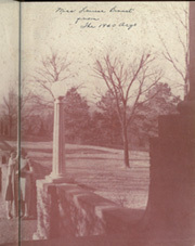 Page 3, 1940 Edition, Shorter College - Argo Yearbook (Rome, GA) online yearbook collection