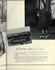 Page 9, 1940 Edition, Shorter College - Argo Yearbook (Rome, GA) online yearbook collection