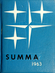 1963 Edition, Aquinas High School - Summa Yearbook (San Bernardino, CA)