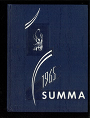 1965 Edition, Aquinas High School - Summa Yearbook (San Bernardino, CA)