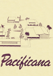 1954 Edition, Pacific High School - Pacificana Yearbook (San Bernardino, CA)