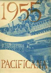 1955 Edition, Pacific High School - Pacificana Yearbook (San Bernardino, CA)