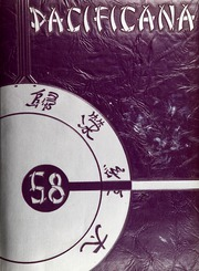 1958 Edition, Pacific High School - Pacificana Yearbook (San Bernardino, CA)