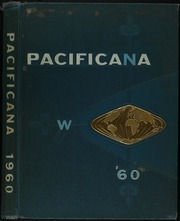 1960 Edition, Pacific High School - Pacificana Yearbook (San Bernardino, CA)
