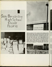 Page 14, 1970 Edition, Pacific High School - Pacificana Yearbook (San Bernardino, CA) online yearbook collection