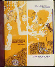 Page 5, 1970 Edition, Pacific High School - Pacificana Yearbook (San Bernardino, CA) online yearbook collection
