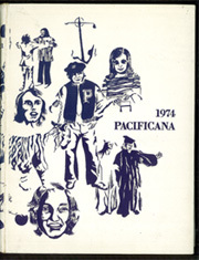 1974 Edition, Pacific High School - Pacificana Yearbook (San Bernardino, CA)