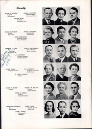 Page 15, 1939 Edition, Rufus King High School - Kings Crown Yearbook (Milwaukee, WI) online yearbook collection