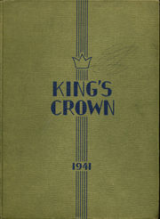 Rufus King High School - Kings Crown Yearbook (Milwaukee, WI) online yearbook collection, 1941 Edition, Page 1
