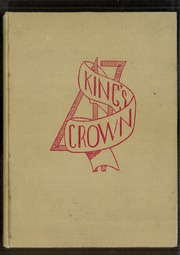 Rufus King High School - Kings Crown Yearbook (Milwaukee, WI) online yearbook collection, 1947 Edition, Page 1